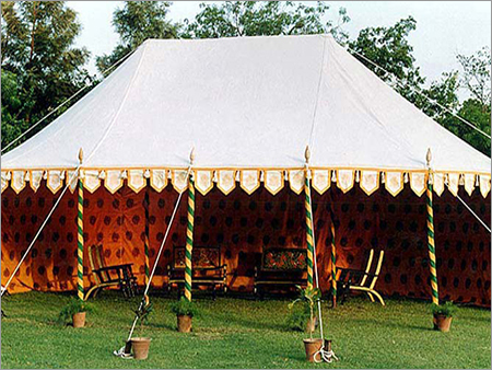 Rajwada Wedding Party Tent