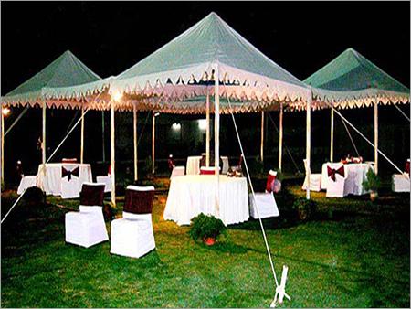 Quadruple Pergola Party Tent