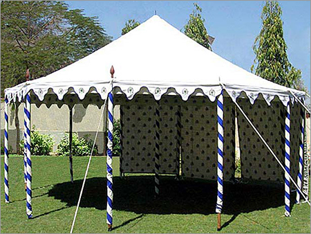 Jaigarh Garden Party Tent
