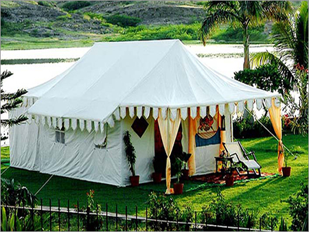 Swiss Cottage Frame Tent