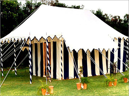 Swiss Cottage Tent (Deluxe)