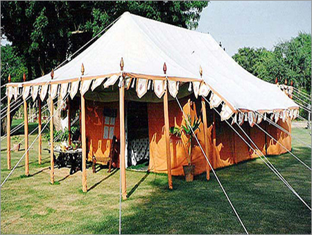 Swiss Cottage Tent (Ornamental)