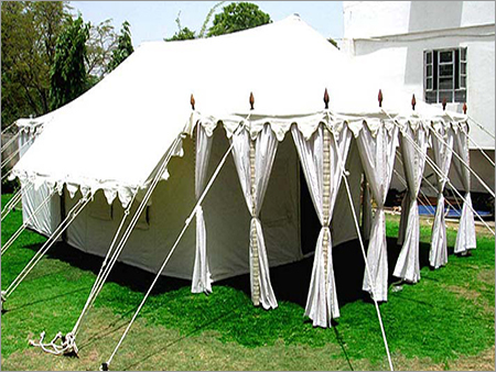 Swiss Cottage Tent (Super Deluxe)