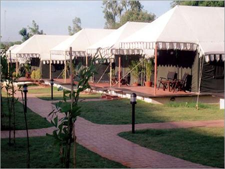 Cheap Resort Tents