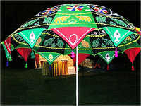 Designer Wedding Party Umbrella