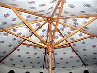 Designer Outdoor Patio Umbrella