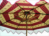 Designer Beach Chair Umbrella