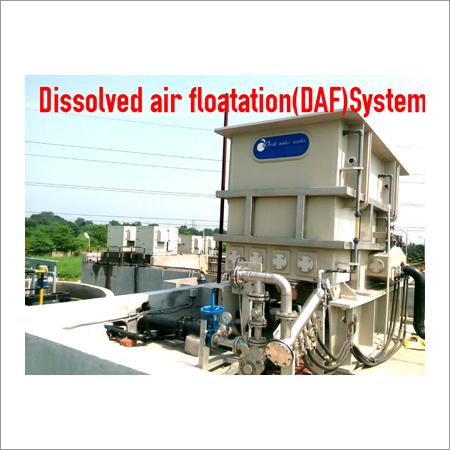 Dissolved Air Floatation