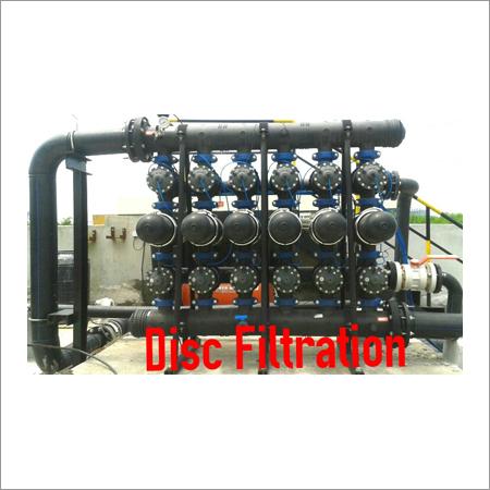 Disc Filtration System