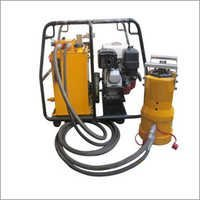 Motorized Compressor Machine