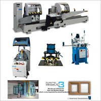 Manufacturing Machineries