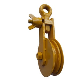 Earth Wire Pulley