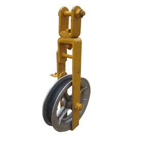 Single Sheave Aerial Roller 300mm