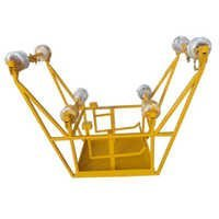Spacer Trolley Quade Conductor
