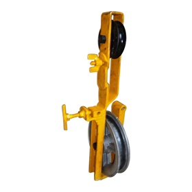 S Type Aerial Roller