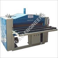Plywood Dust Cleaning Machine (Steel wool machine)