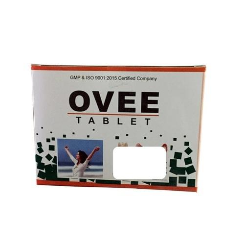 Ayurvedic & Herbs Medicine Menstrual - Ovee Tablet