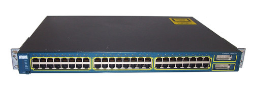 Cisco Catalyst WS  C2950G-48-EI