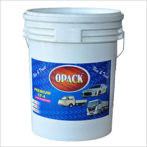 15W40 Engine Oil 20 Litre
