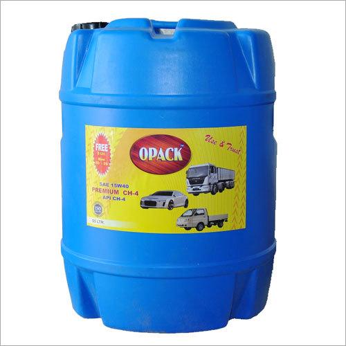 Premium 15w40 Engine Oil