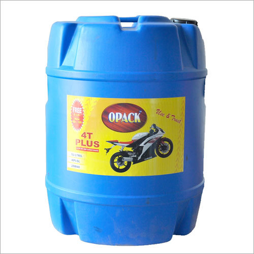4T Plus Engine Oil 50 Litre