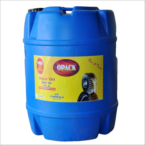 Gear Oil 50 Litre