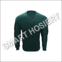 School Dark Green Uniform Sweater