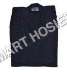 V-Neck Navy Mixture Sweater