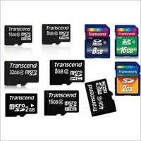 Transcend Memory Card