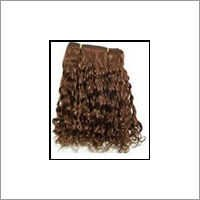 Curly Human Hair Wefts