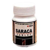 Ayurveda Herbs Medicine For Menstrual - Saraca Tablet
