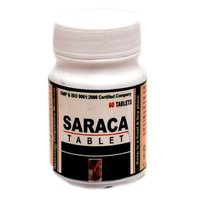 Herbal Ayurvedic Medicine For Menstrual - Saraca Tablet