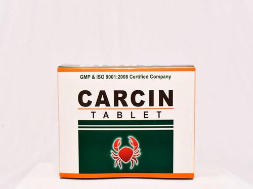 Ayurvedic Tablet For Cancer Drug - Carcin Tablet