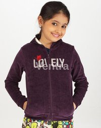 Girls Athletic Hoodie