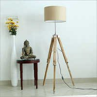 Tripod Shade Lamps