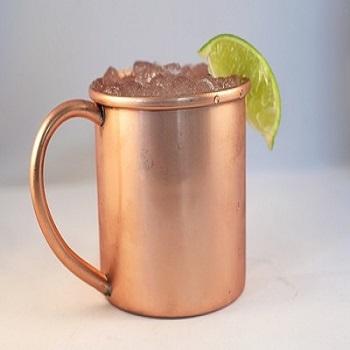16 oz Pure Copper Moscow Mule Mug