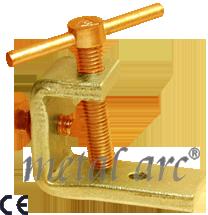 J Clamp ST1B Series 400 Amps (Brass)
