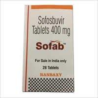 Sofosbuvir 400mg Tablet