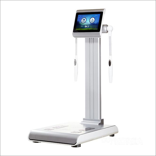 Advance Body Composition Analyser With 10.1 Touch Screen