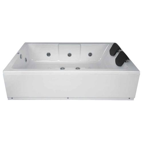 Zes Straightline Bath Tub