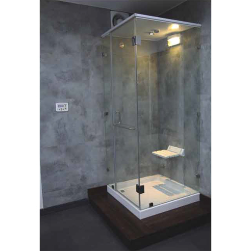 Steam Bath and Shower Cubicle