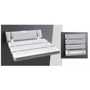 Steam and Shower Folding Bench