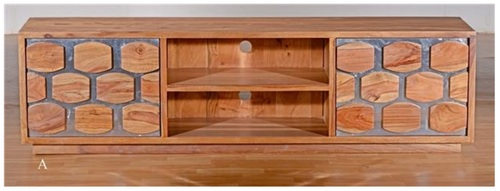 Hardwood Wooden Cabinet