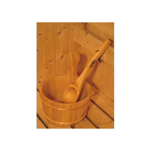 Wooden Bucket with Liner