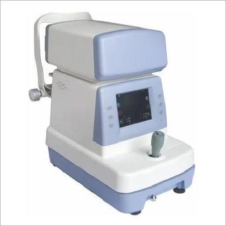 Autorefractometer. 1