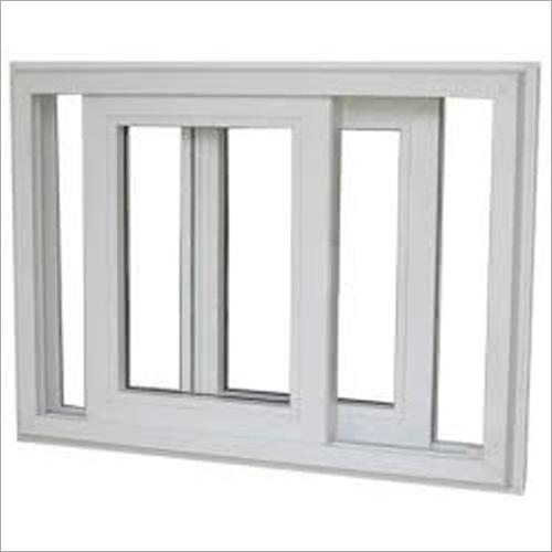 UPVC Double Sliding Window
