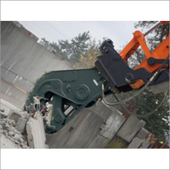 Excavator Concrete Pulverizer
