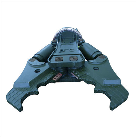 Hydraulic Excavator Rotating Crusher
