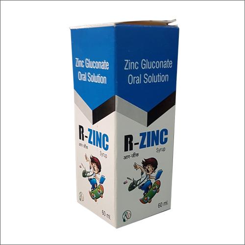 Zinc Gluconate Oral Solution Syrup