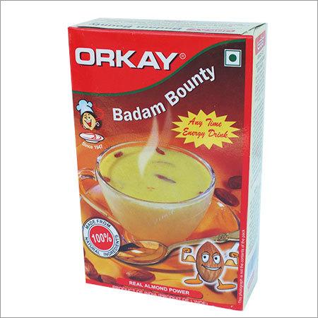 Badam Milk Shake